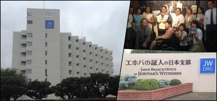 Minha experiência com as testemunhas de jeová no japão - betel 2