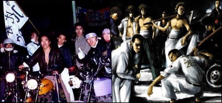 Phạm nhân Nhật Bản - họ làm gì?Làm thế nào để xác định chúng?
