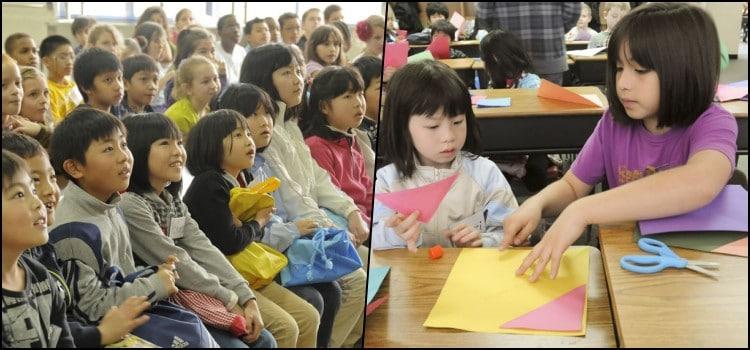 Japão VS Estados Unidos - Uma comparação de Moral - kodomo 3