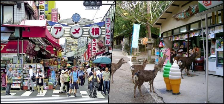 Japão VS Estados Unidos - Uma comparação de Moral - lojas honestidade 2