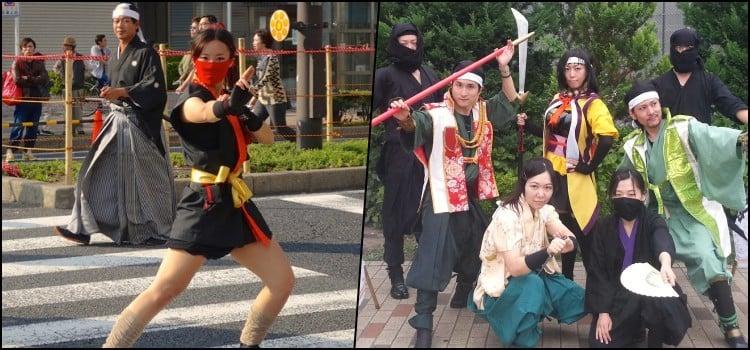 Ninjutsu - alamin ang lahat tungkol sa ninja art