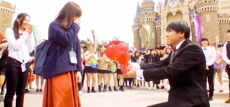 Por que há tantos solteiros no Japão? - proposta de casamento 2