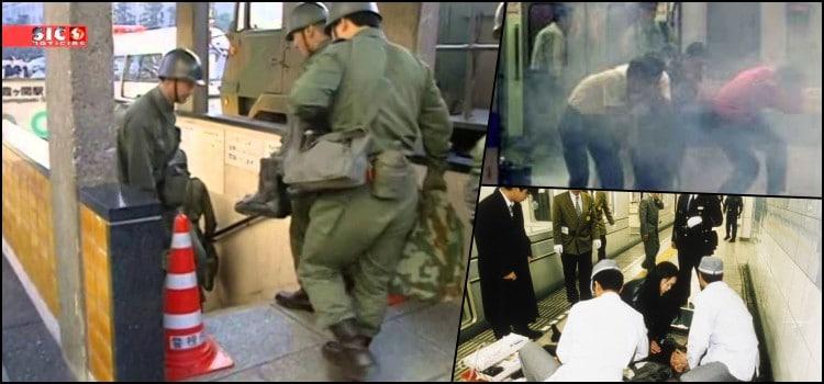 Terrorismo no Japão - O ataque de gás Sarin em Tóquio