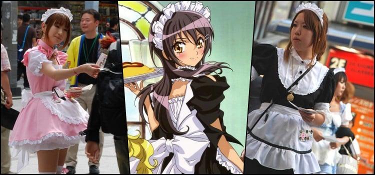 Maid - Empregada - Por que fazem sucesso no Japão?