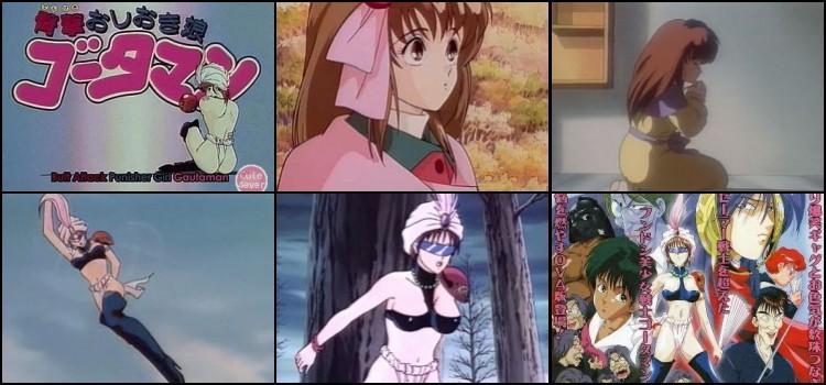 Gootaman - Um anime obscuro envolvendo bundas e religiões