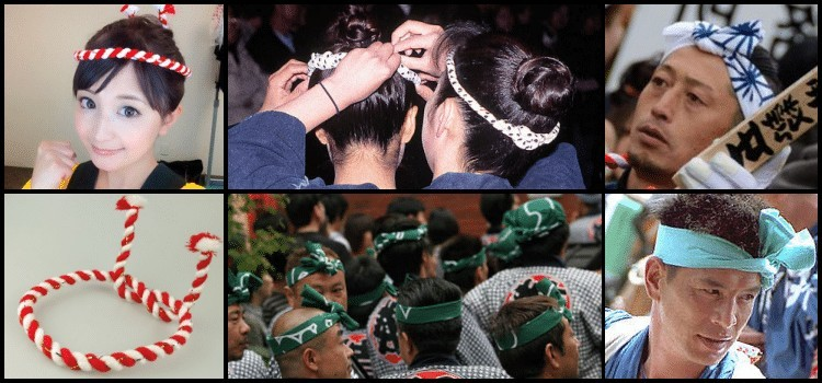 Hachimaki - As tradicionais bandanas japonesas