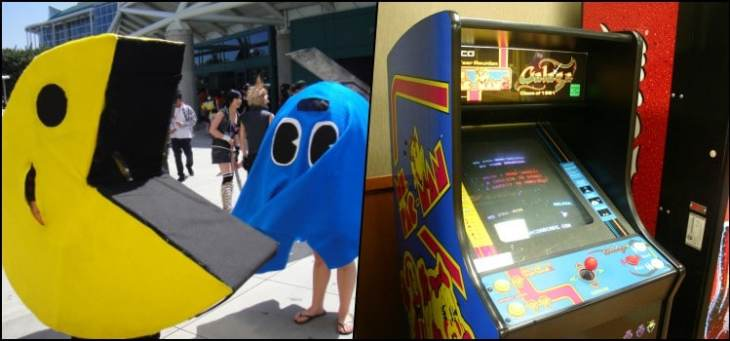 Pac-Man – O Famoso Come-Come