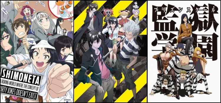 Anime hài - Toàn bộ danh sách hay nhất