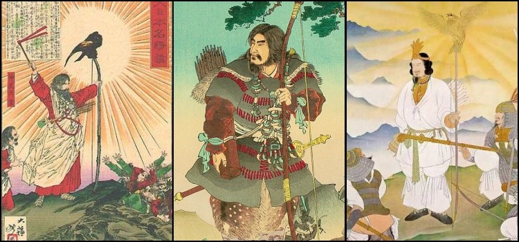 Imperador Jimmu - O fundador do Japão