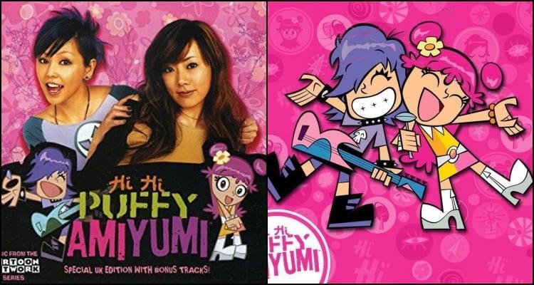 Você conhece Puffy AmiYumi?