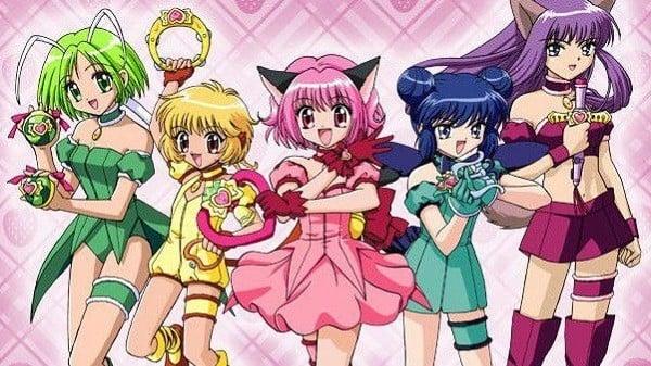 7 animações que plagiaram/se inspiraram em Sailor Moon - tokyo mew mew 4