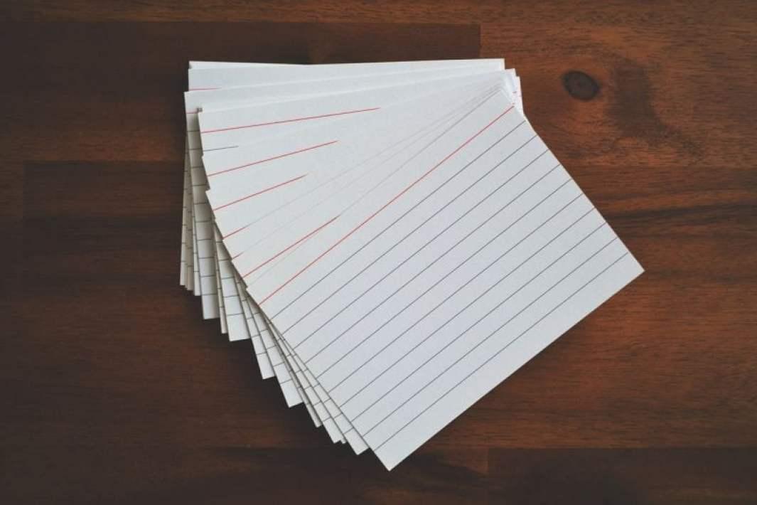 Como estudar japonês sozinho - flashcards 4