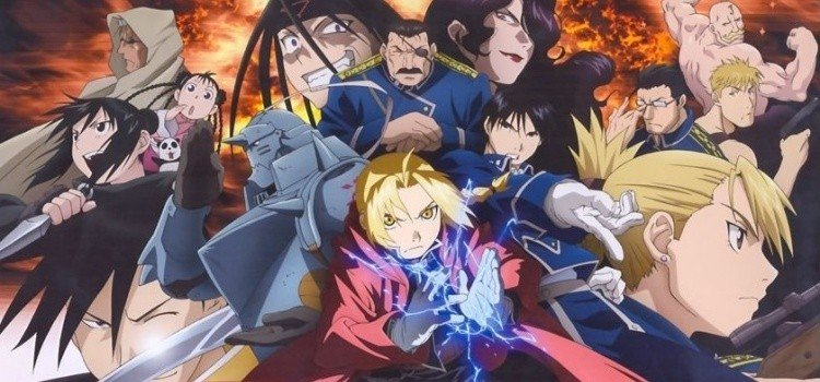 Kenji Sensei Academy - Curso de Japonês Barato com Animes - fullmetal alchemist 2