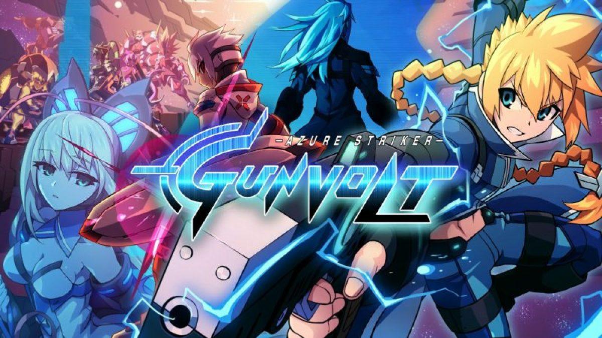 Azure Striker Gunvolt - Um jogo no estilo Megaman de respeito! 1