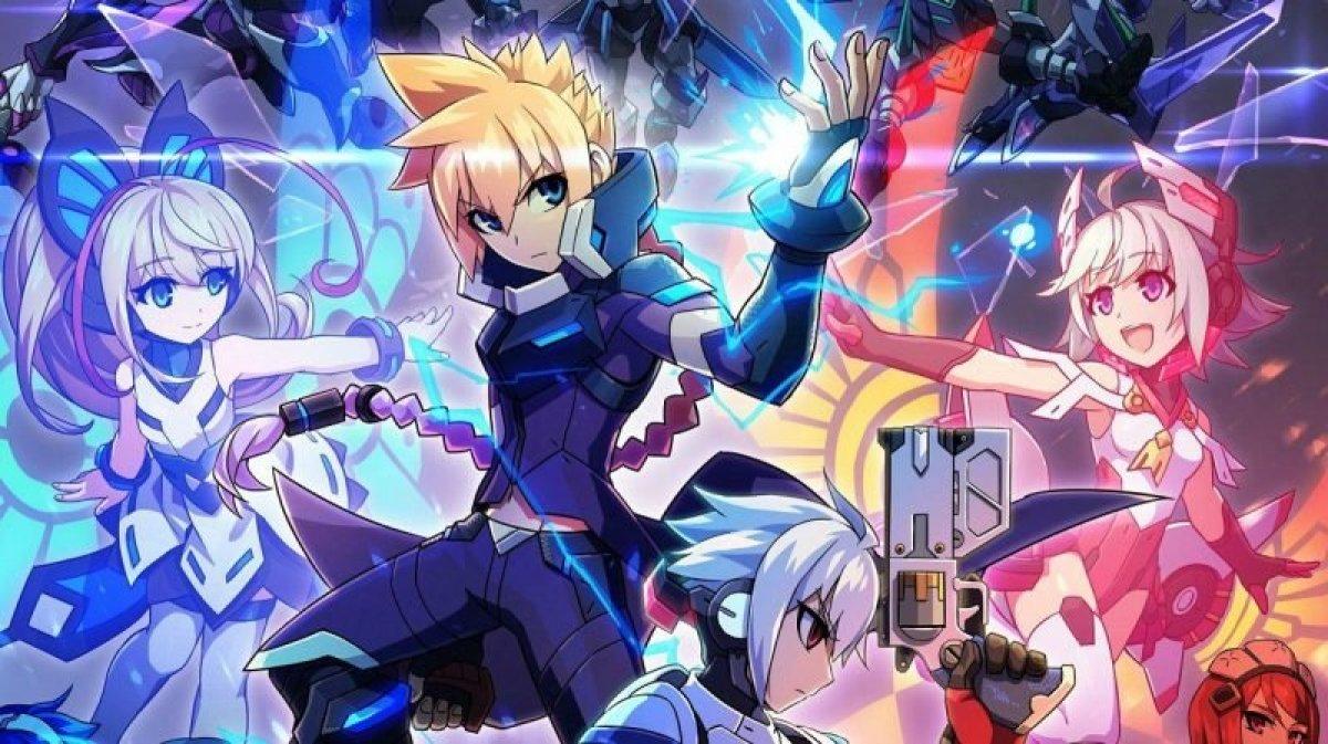 Azure Striker Gunvolt - Um jogo no estilo Megaman de respeito! - gunvolt3 5
