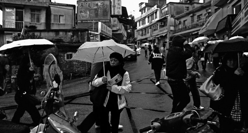 Os problemas das lutas e movimentos da sociedade - mulher japonesa 2