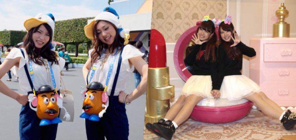Osoroi - A moda de se vestir igual no Japão