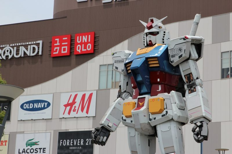 Meka – animes de robôs gigantes – origem e curiosidades
