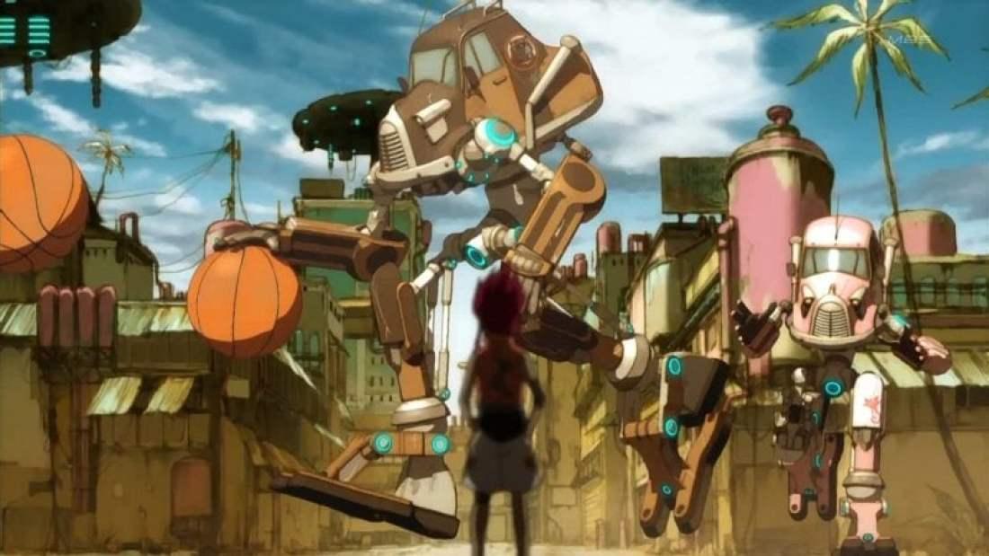 Animes de Basquete pra quem curtiu Kuroko no Basket - basquash5 4