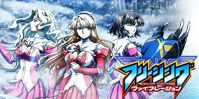 Animes de ação - Melhores animes com lutas e confrontos - freezing 15