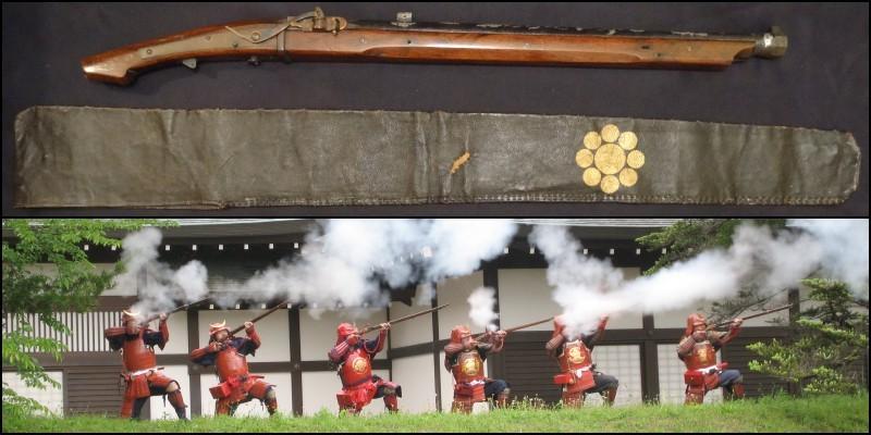 Armas de Fogo no Japão