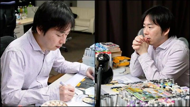 Masashi Kishimoto - História do autor de Naruto