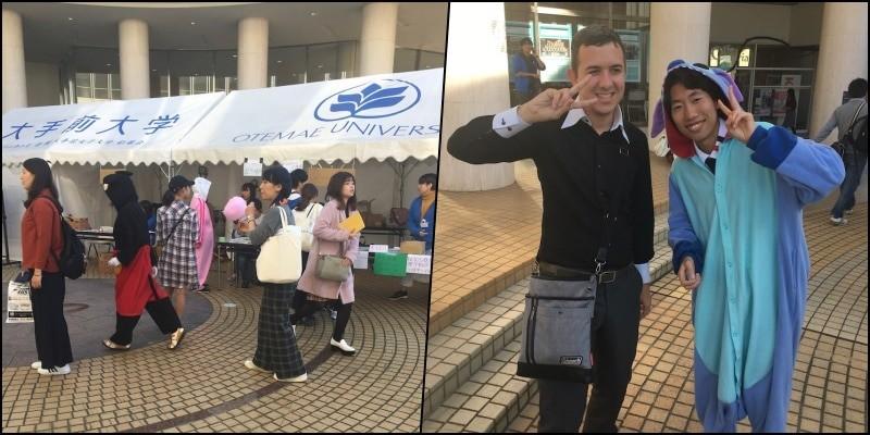 Bunkasai - Festivais Culturais Escolares do Japão