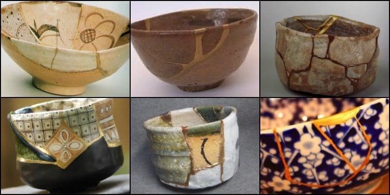Kintsugi - A arte de transformar cicatrizes e imperfeições