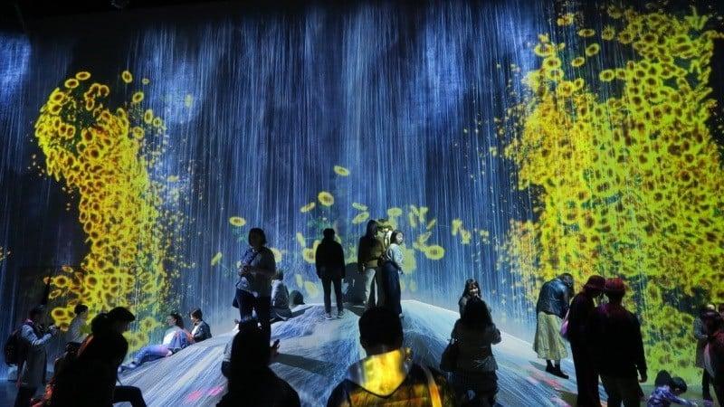 Lugar em Japonês - Qual a diferença entre Basho e Tokoro? - mori digital art 1