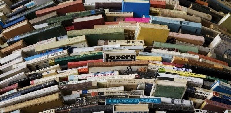 Tsundoku: el arte de comprar libros y no leer