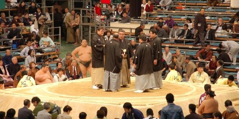 Montsuki - o traje tradicional para homens
