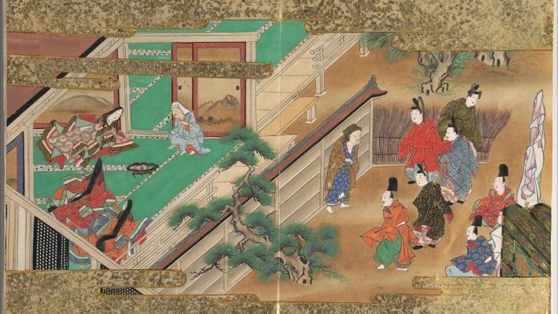 Taketori Monogatari - O Cortador de bambu e Kaguya Hime