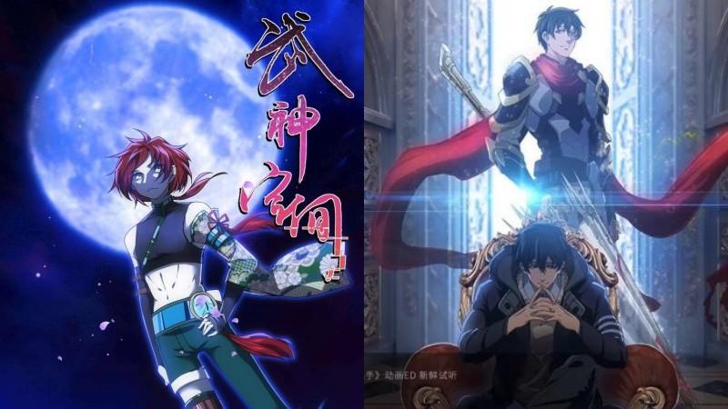 As 10 melhores Light Novels Chinesas - space king avatar 2