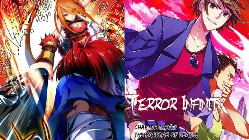 As 10 melhores Light Novels Chinesas - terror infinity demon 1