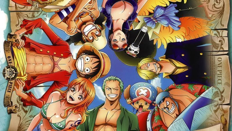 Animes de Piratas + Animes parecidos com One Piece