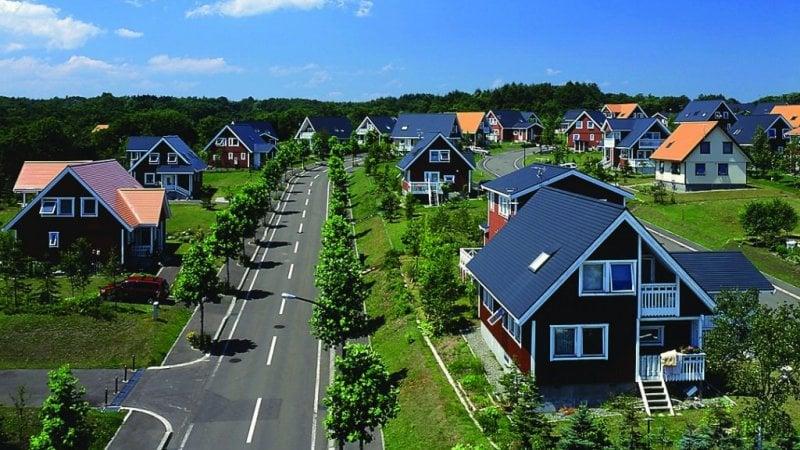 sweeden hills Conhecendo o mundo em lugares estrangeiros do Japão