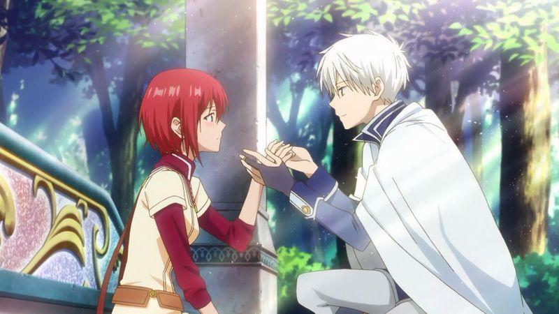 O Guia definitivo de Animes Shoujo - akagami