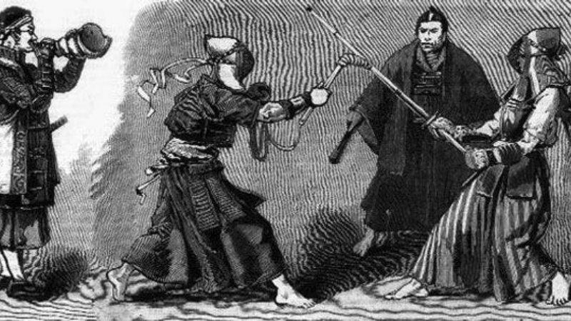 As 10 artes marciais japonesas + lista iaidô [居合道] - arte marcial da espada