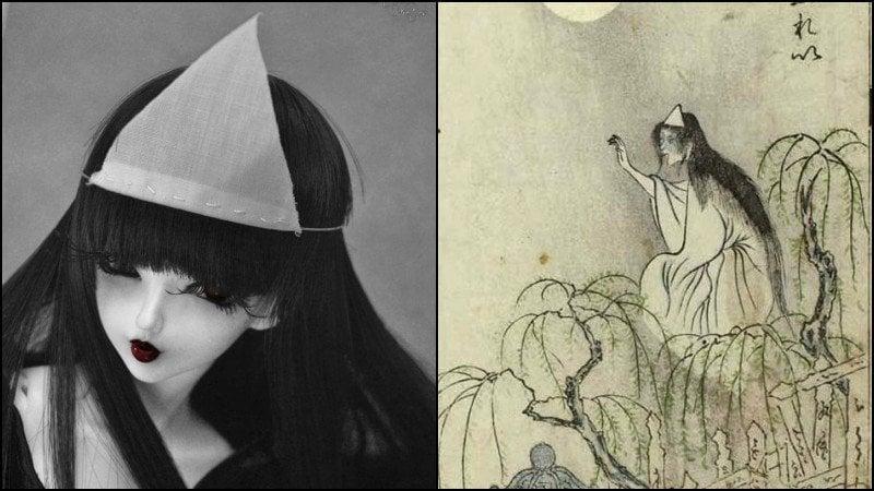 Hitaikakushi - O misterioso pano branco japonês