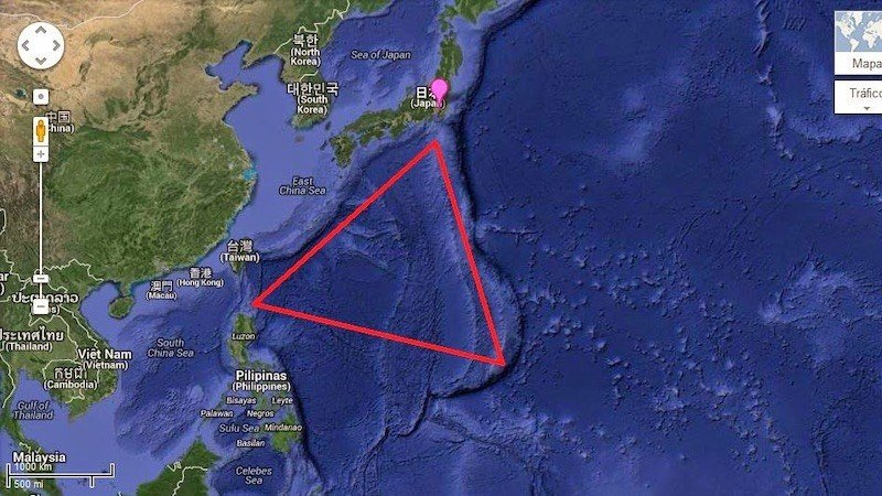 Japan's greatest and real mysteries