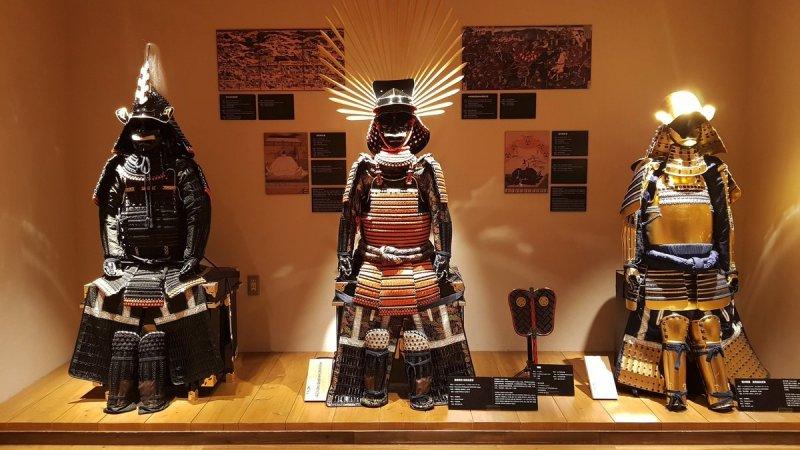 Conheça o museu dos samurais em tokyo