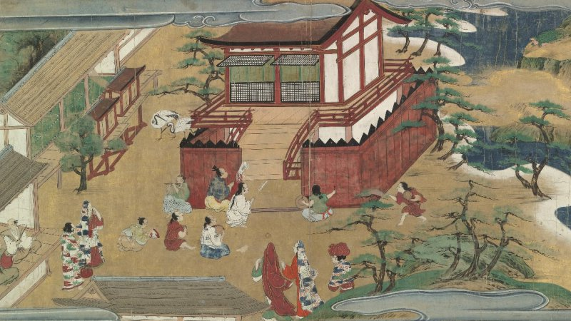 Urashima Taro e Otohime - Conto Japonês