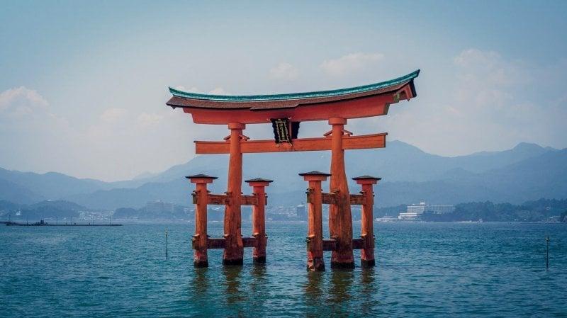 Itsukushima e Miyajima - Uma ilha em Hiroshima