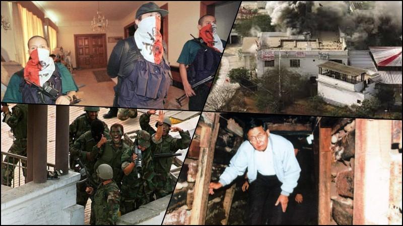 Sequestro na Embaixada Japão no Peru em 1996