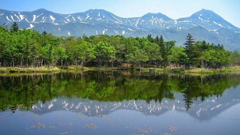 4 - parque nacional de shiretoko