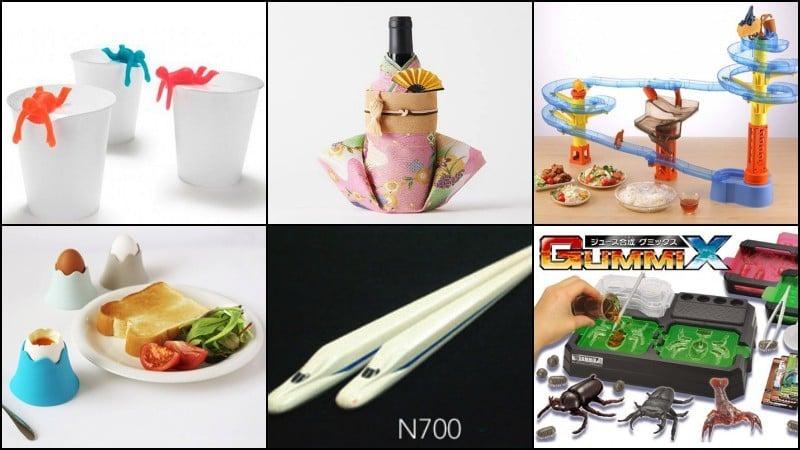 Os produtos Japoneses mais bizarros do Japan Trend Shop - culinaria bizarra 7