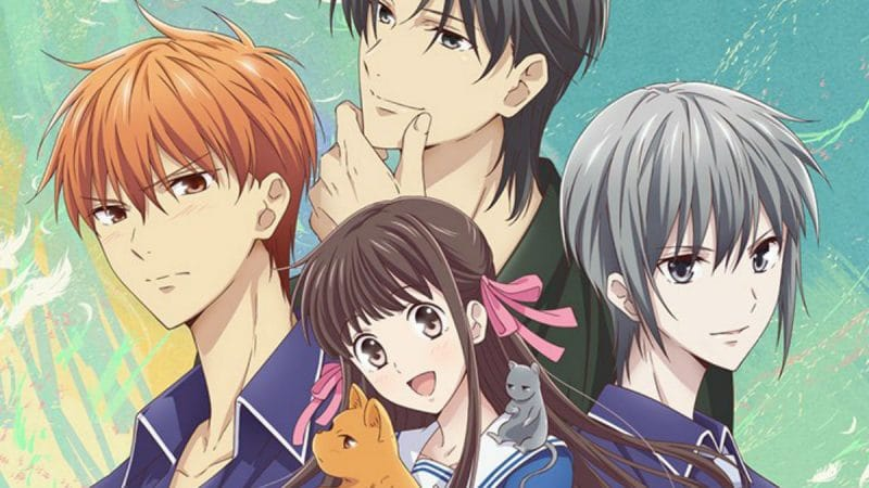 FRUITS BASKET - UM HAREM INVERTIDO SOBRENATURAL