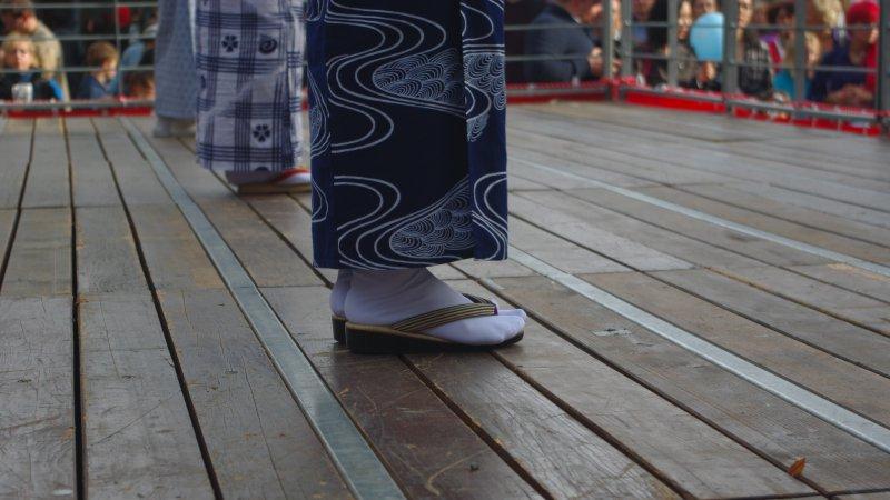 Zori - Sandálias Havaianas ou Japonesa?