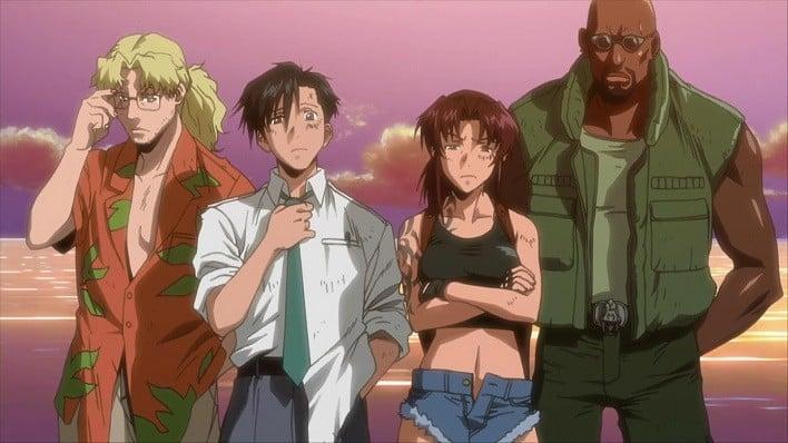 समुद्री डाकू animes + एक टुकड़ा की तरह animes