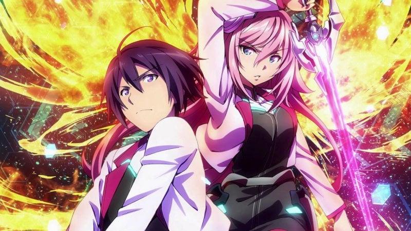Gakusen toshi asterisk - animes ecchi